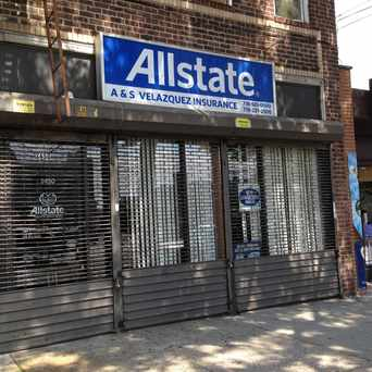 Photo of Allstate A&S Velazquez Insurance in Pelham Gardens, New York