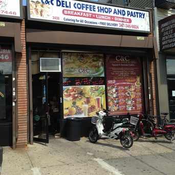 Photo of C&C Deli Coffee Shop and Pastry in Pelham Gardens, New York