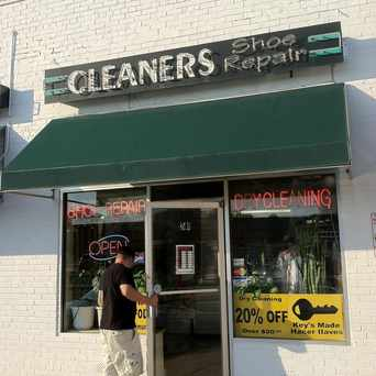 Photo of F & C Cleaners & Shoe Repair in Ashton Heights, Arlington