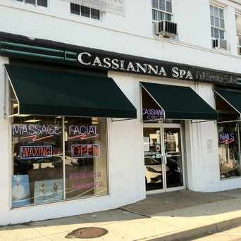 Photo of Cassianna Spa in Ashton Heights, Arlington