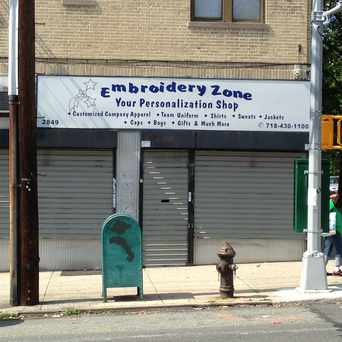 Photo of Embroidery Zone in Pelham Bay, New York