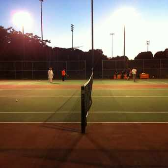 Photo of Rogers Park Tennis Courts in St. Elizabeth's, Boston