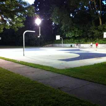 Photo of Rogers Park Basketball Courts in St. Elizabeth's, Boston