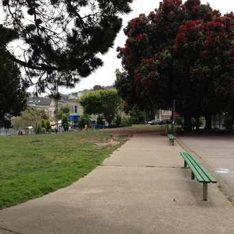 Photo of Noe Children's Playground in Noe Valley, San Francisco