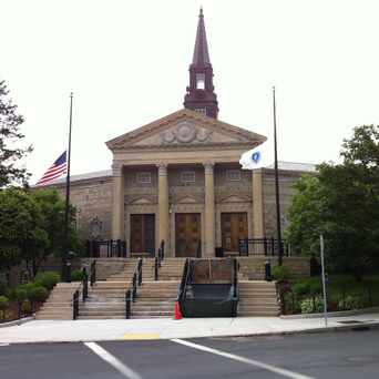 Photo of Brighton Municipal Courthouse in St. Elizabeth's, Boston