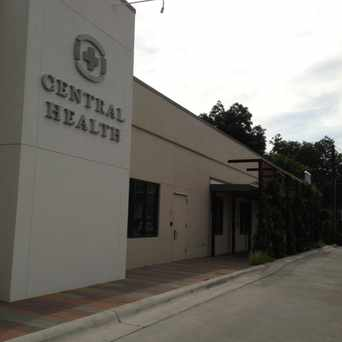 Photo of Central Health in East Cesar Chavez, Austin