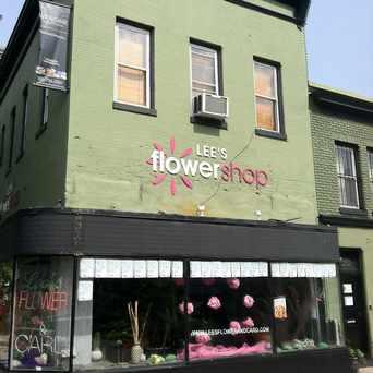 Photo of Lee's Flower & Card Shop in U-Street, Washington D.C.
