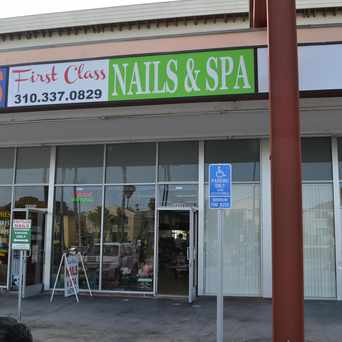 Photo of First Class Nails & Spa in Westchester-Playa Del Rey, Los Angeles