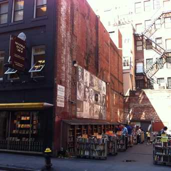 Photo of Brattle Book Shop in Stony Brook - Cleary Square, Boston