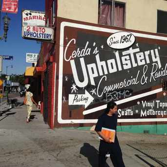 Photo of Cerda's Upholstery in Boyle Heights, Los Angeles