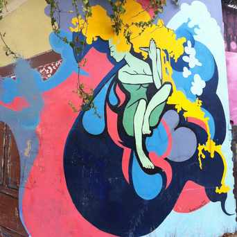 Photo of Street art at Haight and Laguna in Mint Hill, San Francisco