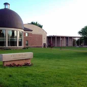 Photo of F.W. Olin Hall in University, Denver