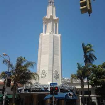 Photo of Regency Village Theatre in Westwood, Los Angeles