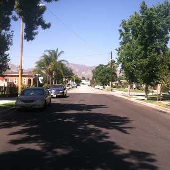 Photo of De Garmo Street in San Fernando