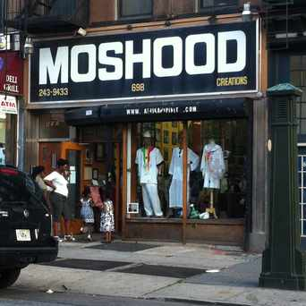 Photo of Moshood Creations in Fort Greene, New York