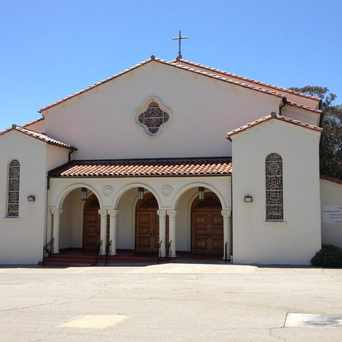 Photo of St. Stephen Church in Stonestown, San Francisco