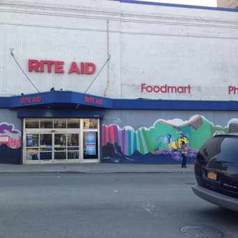 Photo of Rite Aid in East Tremont, New York