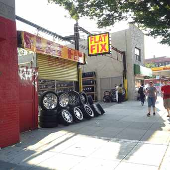 Photo of Flat Fix Tire Shop in Belmont, New York