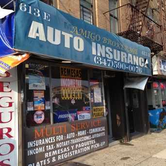 Photo of Amigo Brokerage LLC in Fordham Manor, New York