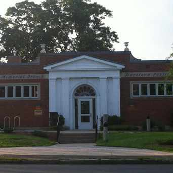 Photo of Hartford Public Library, Goodwin Branch in Hartford
