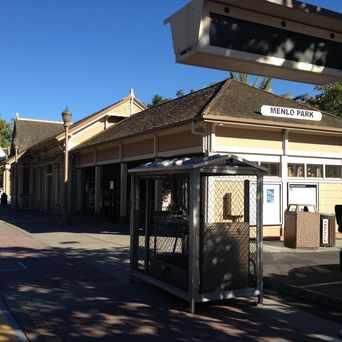 Photo of Menlo Park Caltrain Station in Menlo Park