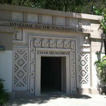 Photo of Southwest Museum Station in Arroyo Seco, Los Angeles