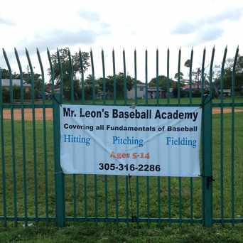 Photo of Mr. Leon's Baseball Academy in West Flagler, Miami