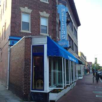 Photo of Heller's Bakery in Washington D.C.