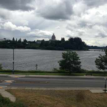 Photo of Capitol Lake Park in Olympia
