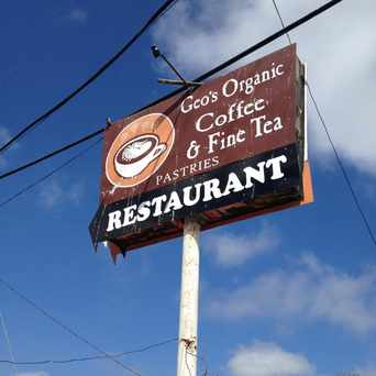 Photo of Geo's Organic Coffee And Tea in Marina del Rey, Los Angeles
