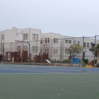 Photo of Richmond Playground in Lake Street, San Francisco