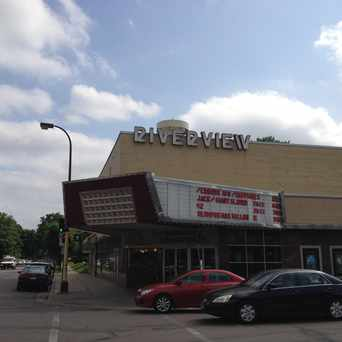 Photo of Riverview Theater in Howe, Minneapolis