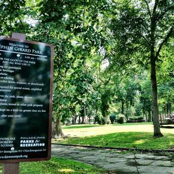 Photo of Girard Park in South Philadelphia West, Philadelphia