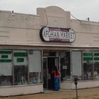 Photo of Afghan Market in Gravois Park, St. Louis