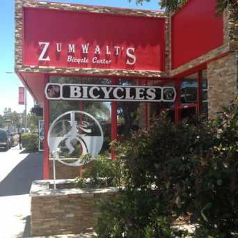 Photo of Zumwalt's Bicycle Center in Rolando, San Diego