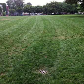 Photo of Sennott Park in Area IV, Cambridge