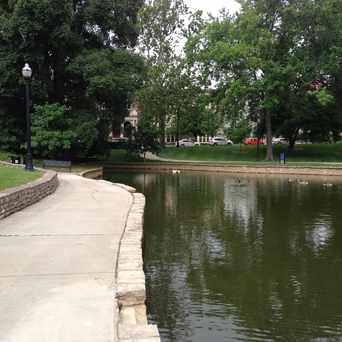 Photo of Mirror Lake Hollow in The Ohio State University, Columbus
