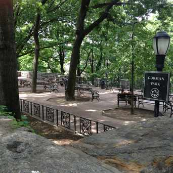 Photo of Gorman Memorial Park in Washington Heights, New York
