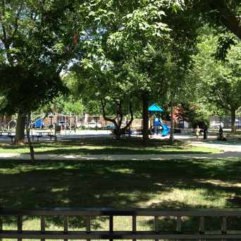 Photo of Holstein Park in Bucktown, Chicago