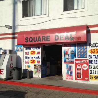 Photo of Square Deal Market in Sherman Heights, San Diego