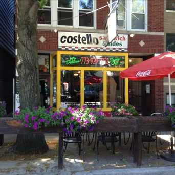 Photo of Costello Sandwich & Sides in Roscoe Village, Chicago