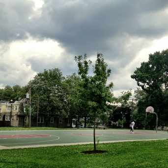 Photo of Fisher Park Basketball Court in Olney, Philadelphia