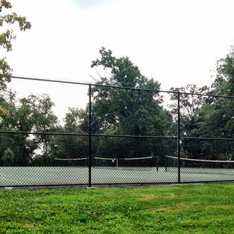 Photo of Fisher Park Tennis Court in Olney, Philadelphia