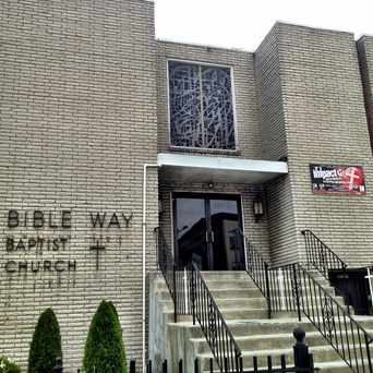 Photo of Bible Way Baptist Church in Carroll Park, Philadelphia
