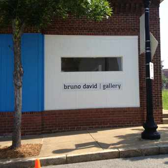 Photo of Bruno David Gallery in Grand Center, St. Louis