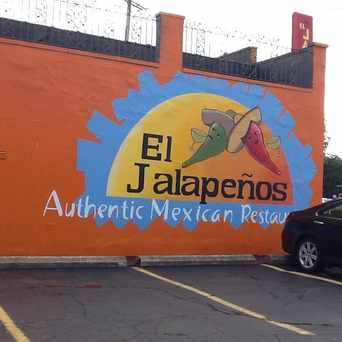 Photo of El Jalapenos Authentic Mexican Restaurant in Cleveland