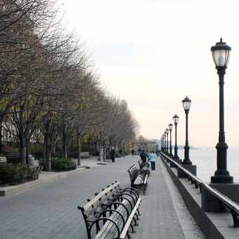 Photo of Battery Park City in New York