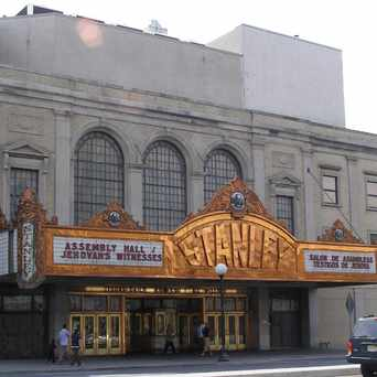 Photo of Stanley Theater in Jersey City