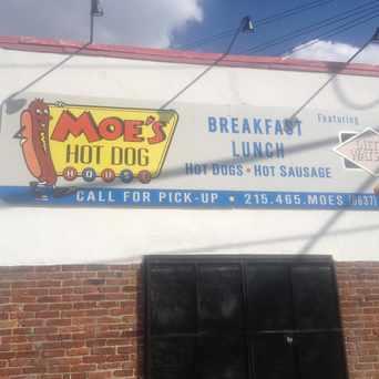 Photo of Moe's Hotdog House in Point Breeze, Philadelphia