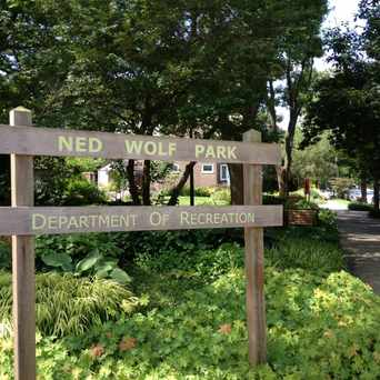 Photo of Ned Wood Park in West Mount Airy, Philadelphia